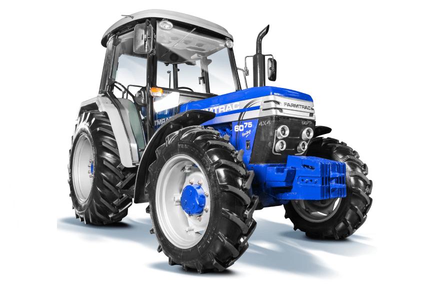 Farmtrac Heritage 6075 Dtn