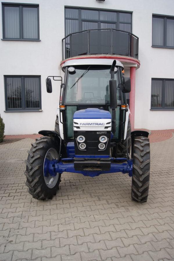 Farmtrac Dtn 6060