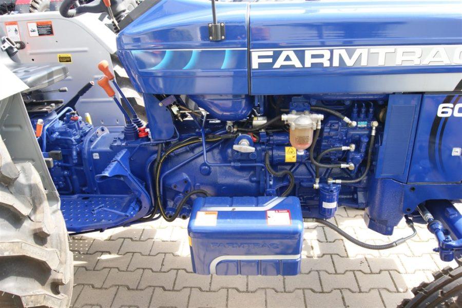 Farmtrac Heritage 6045
