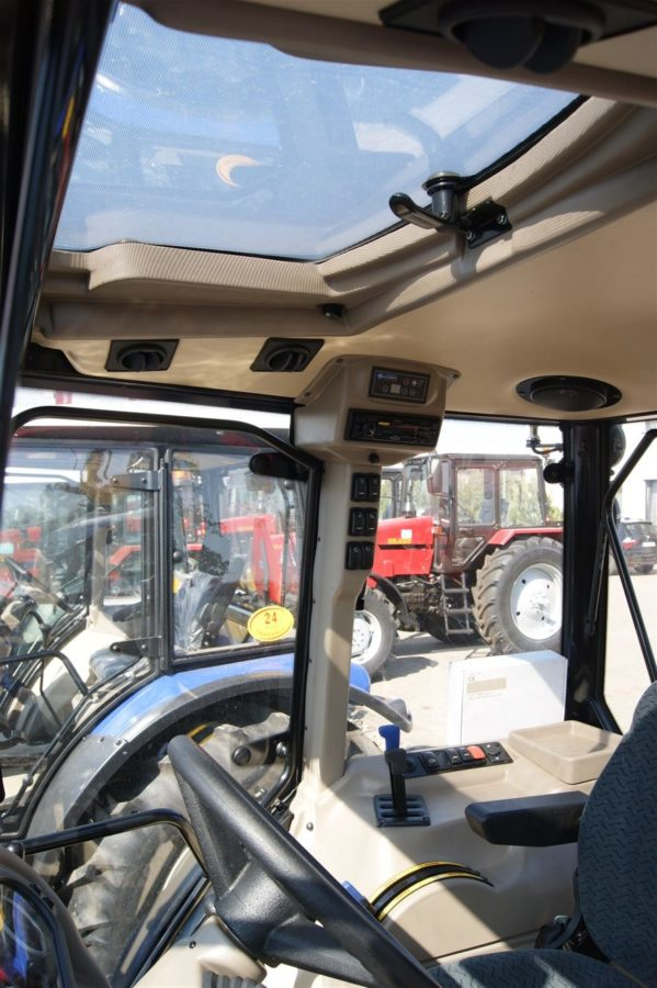 Farmtrack 675 DTN King
