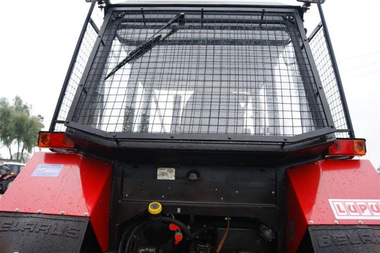 дуги защиты на трактор мтз фото рожки еще