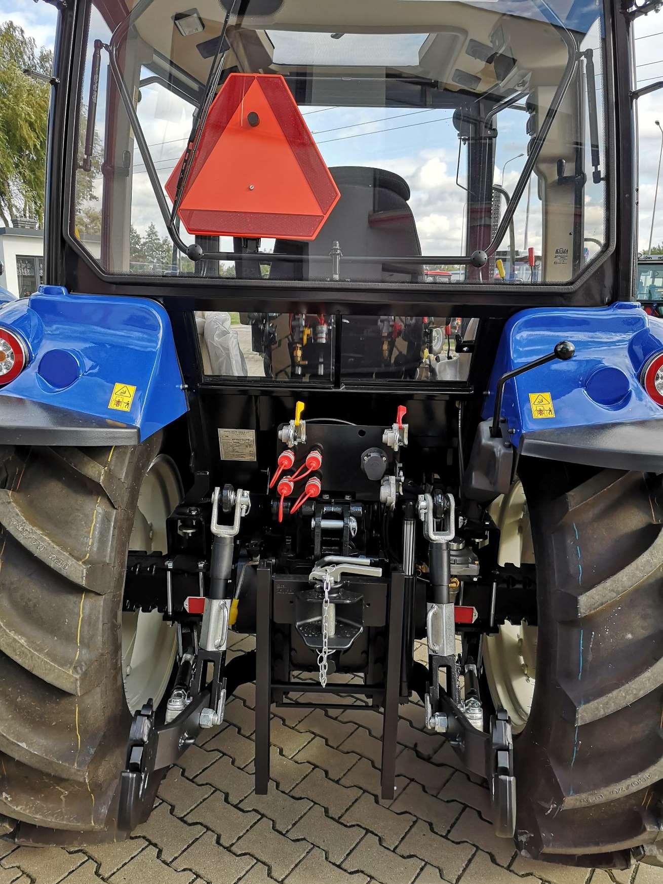 FARMTRAC 690 DTN efektywny i bezawaryjny ciągnik | LUPUS