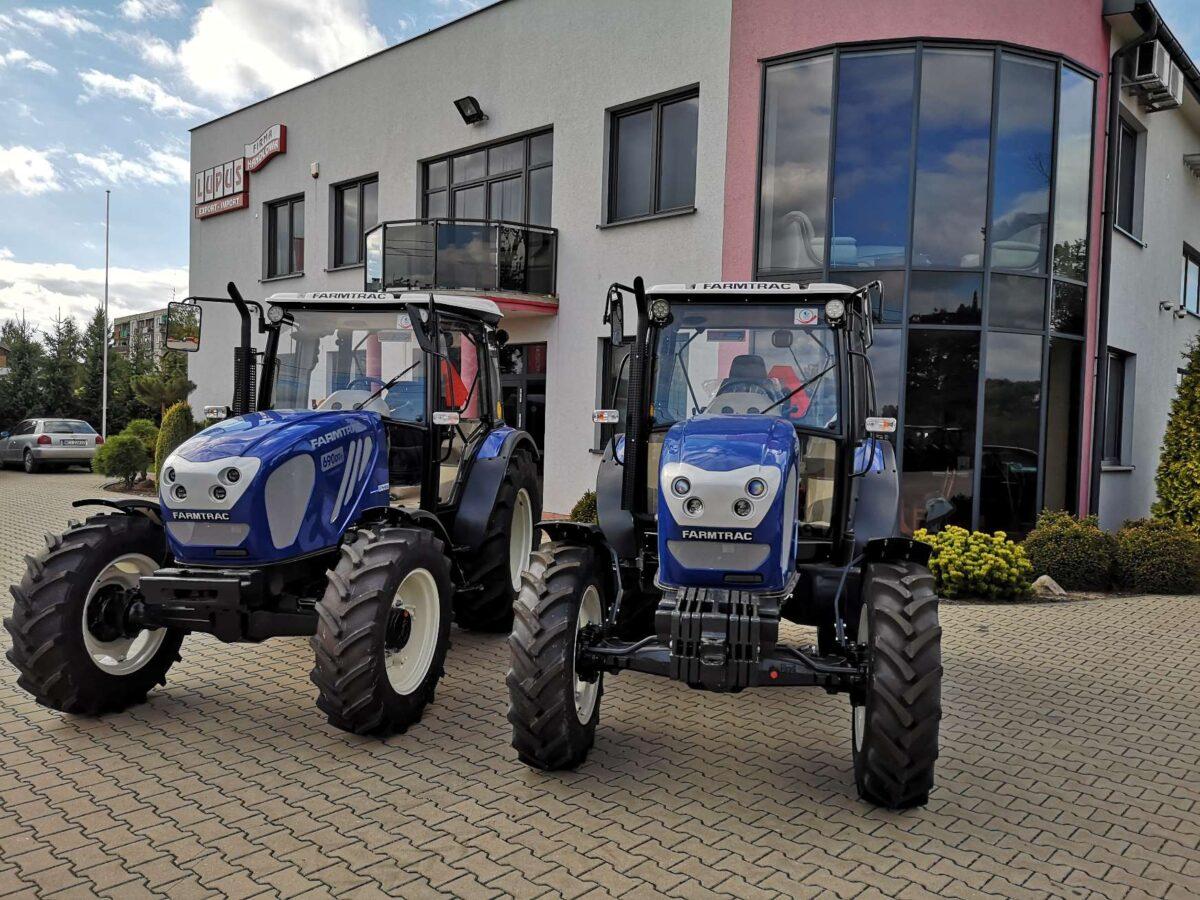 Farmtrac 690 dtn 90KM
