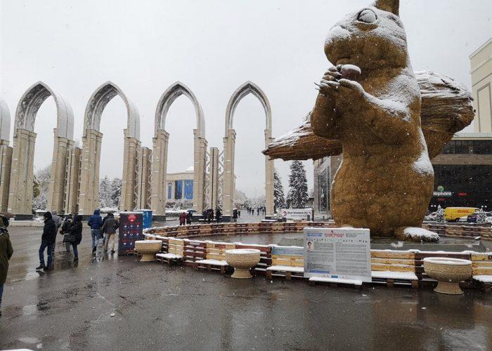 Targi AgroWorld, Ałmaty. Kazachstan (1)