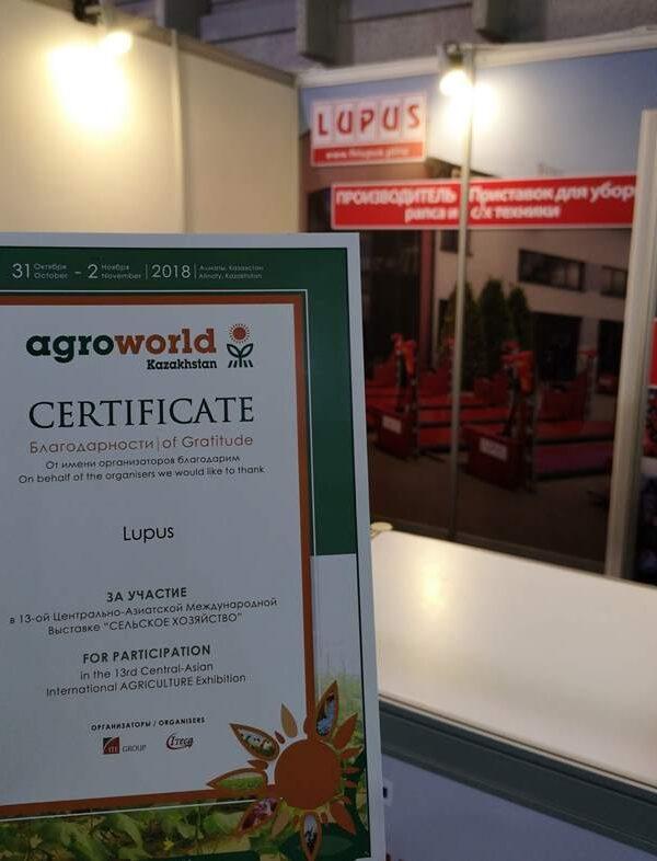 Agroworld Kazachstan