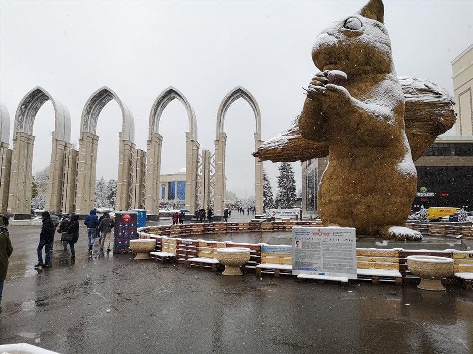 Выставка AgroWorld — Алма-Аты, Казахстан