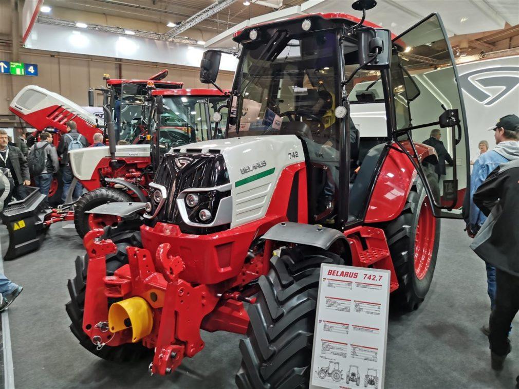 Belarus 742.7 Agritechnica