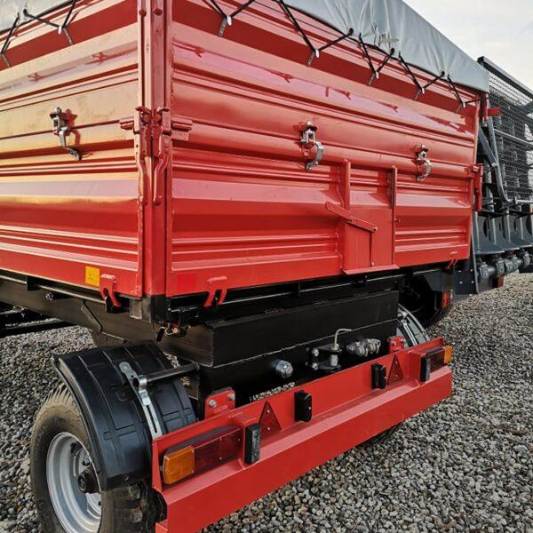 Białoruska przyczepa 6,5 tony (2)